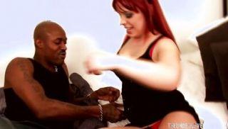 Curvy Cheating Redhead