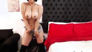 HEAT Big Tits and Big Black Ass Latina Babe