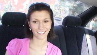 Amateur outdoor porn with Czech girl