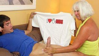 Granny Jennie Lou Milks Billy