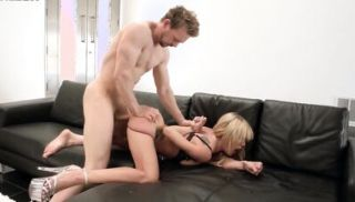 Naughty blonde Amy Brooke wants that thick cock sticking up her asshole