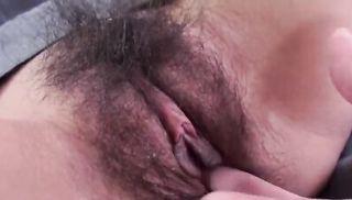 Japanese Yuri Aine Sucking a Cock