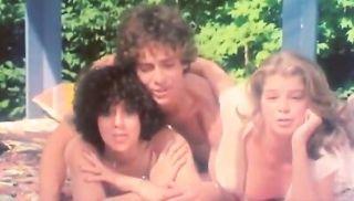 Kristine DeBell, Bucky Searles, Gila Havana in classic fuck site