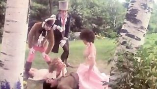 Kristine DeBell, Bucky Searles, Gila Havana in vintage fuck video