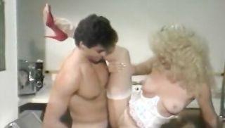 Crazy classic porn star in classic sex video
