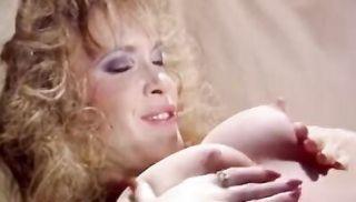 Debbie Areola, Erica Boyer, Nina Hartley in vintage porn video