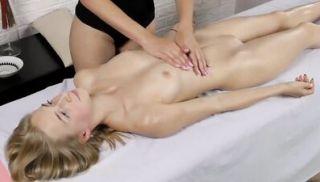Lizka Gerenda Hot Russian Pussy Massage