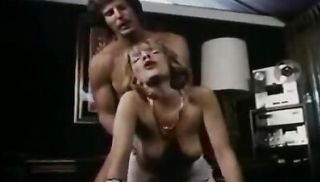 Connie Peterson, Paul Thomas in first time anal with classic porno actress