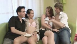Juice and group sex party