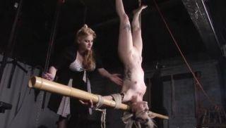 Alternative lesbian slave Violettes lesbian bondage and kinky lezdom spank