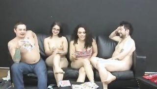 LOSTBETSGAMES - Strip Screw-Your-Neighbor with Dick, Holly, Zayda, and F...