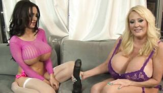 Busty Amy & Kayla dirty talk and show off their sexy bodies