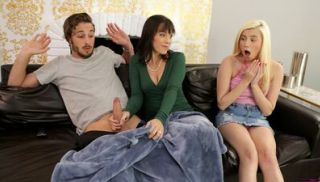 Alana Cruise doesnt want adopted Carolina Sweets distracted by dick at c...
