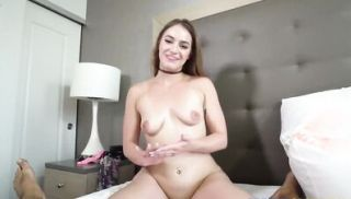 Big cock for giggly cutie