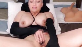 MILF with a Secret Cheating not Only her Husband