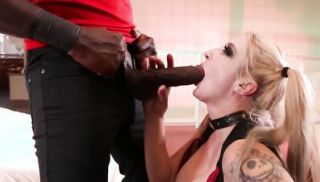 Cos Playing Leya takes Mandingo\'s BBC up her ass