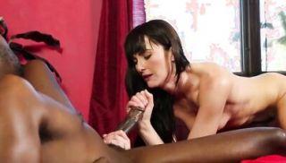 FANTASY MASSAGE - BBC loving massaged babe interracially fucked