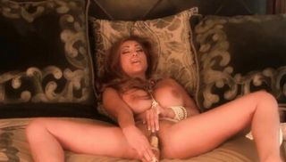 One lucky vibrator satisfies gorgeous Priya