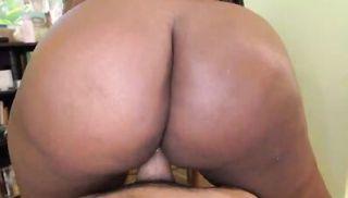Big Chocolate Tits!