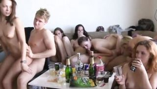 Secret College Orgy