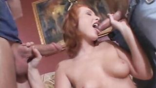 See Vixen Vogel in a threesome!